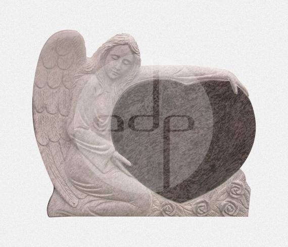 ADPL.02-Lápide com escultura