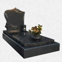 Campa cinza sano esculpida