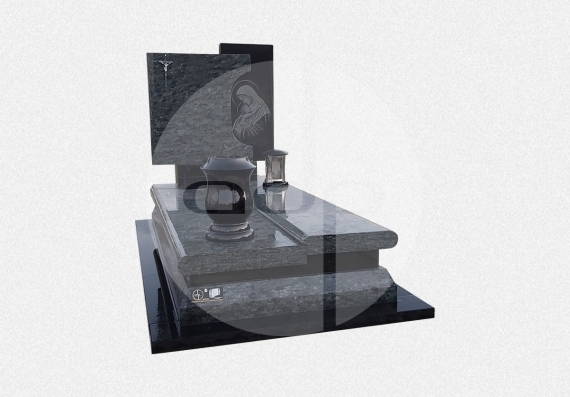 SB10 - Campa Verde e Preta com Gravação a laser