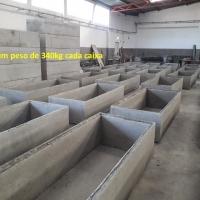 Caixas de covais/sepultura para cemitérios