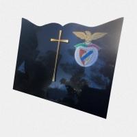 Placa Benfica Gravado