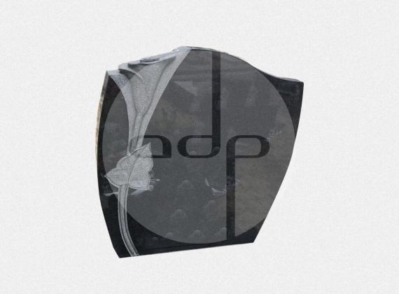 ADPA.09 - Alçado simples com escultura
